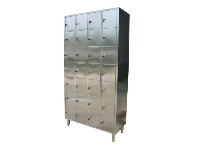 不锈钢洁净更衣柜